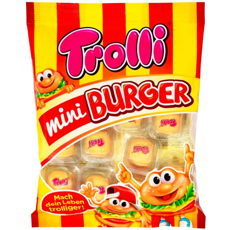 Makeispussi Mini Burger - 27% alennus