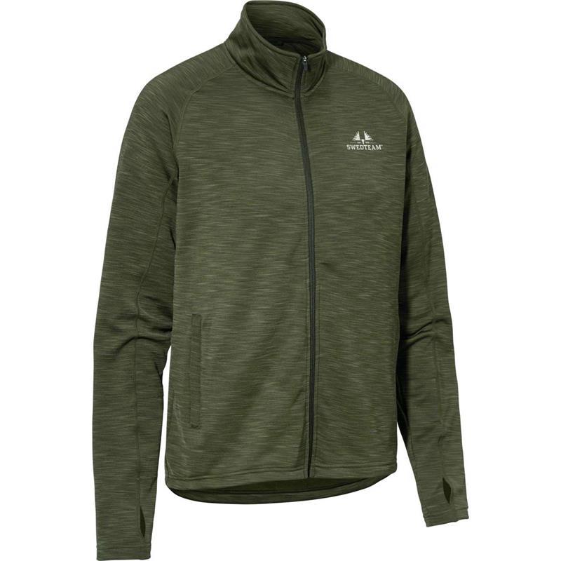 Swedteam Ultra Light M Sweater Zip 2XL Lett og bekvemt mellomplagg