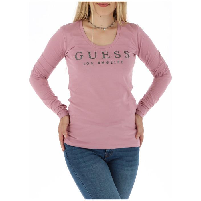Guess Women's Sweater Pink 301045 - pink XS