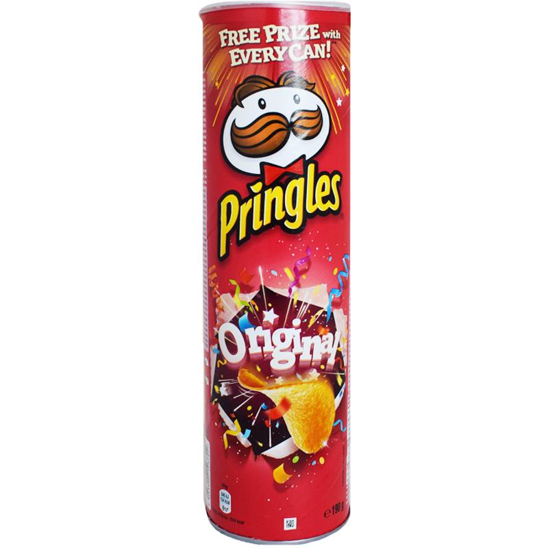 """Snacks """"Original"""" 190g - 22% rabatt"""