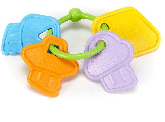 Green Toys Mine Første Nøkler