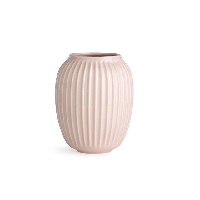 Kähler - Hammershøi Vase Medium - Rose (692378)