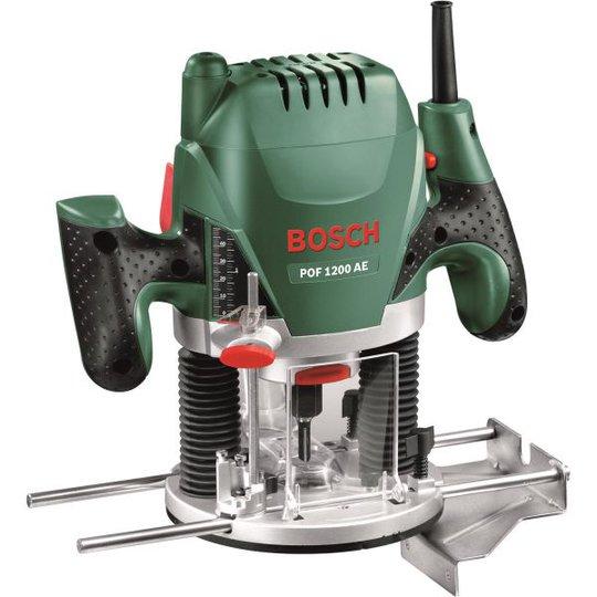 Bosch DIY POF 1200 AE Käsiyläjyrsin 1200 W