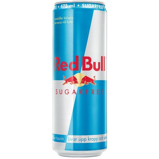 Red bull Sugerfree - 26% rabatt