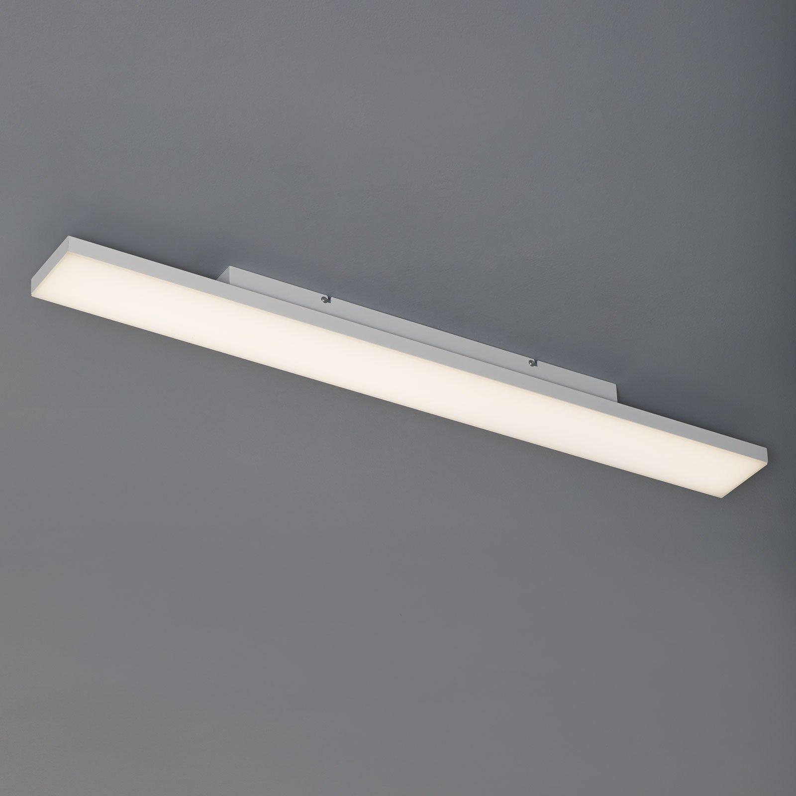 Paul Neuhaus Frameless taklampe CCT 100x10cm