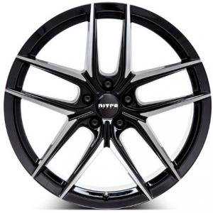 Nitro Throne FF Black 8.5x20 5/112 ET20 B66.4