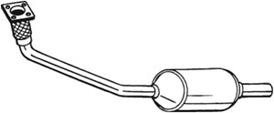 Katalysaattori, Edessä, VW, 3A1253208EX