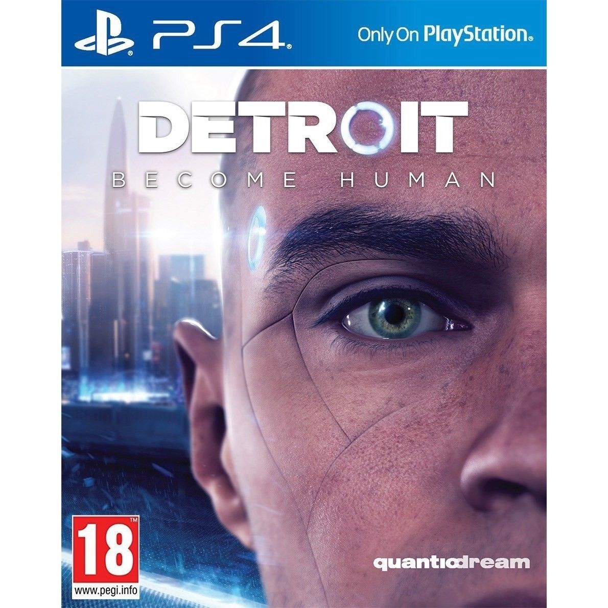 Detroit: Become Human (Nordic)