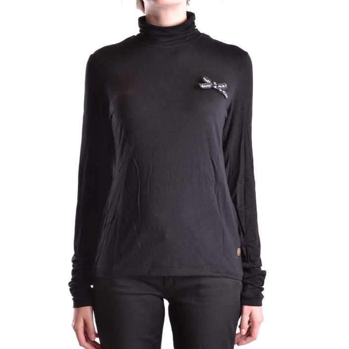 Frankie Morello Women's Sweater Black 166491 - black L