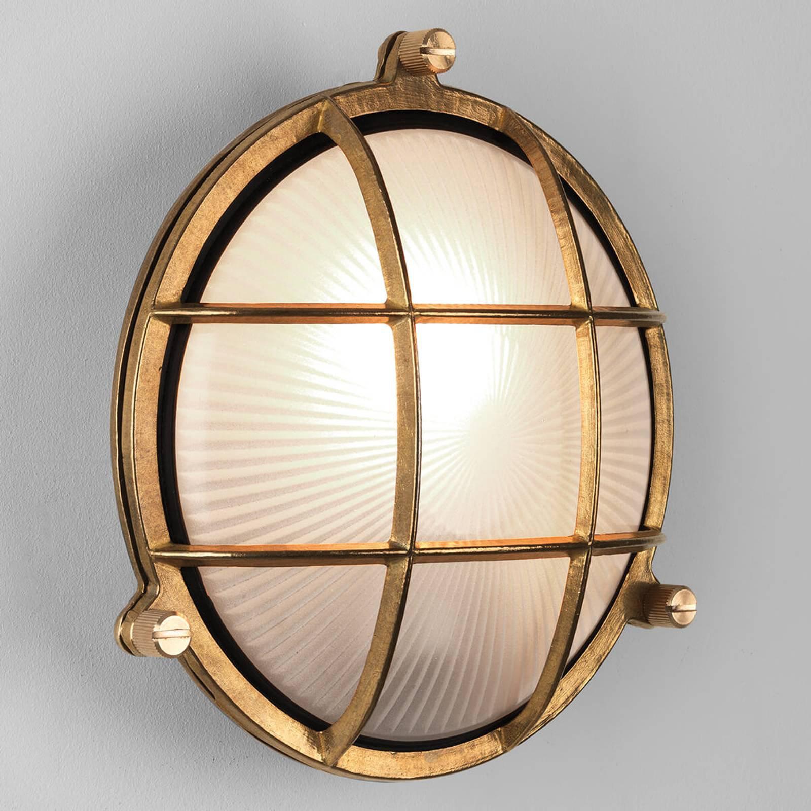Stilekte lampe til båt Thurso Round