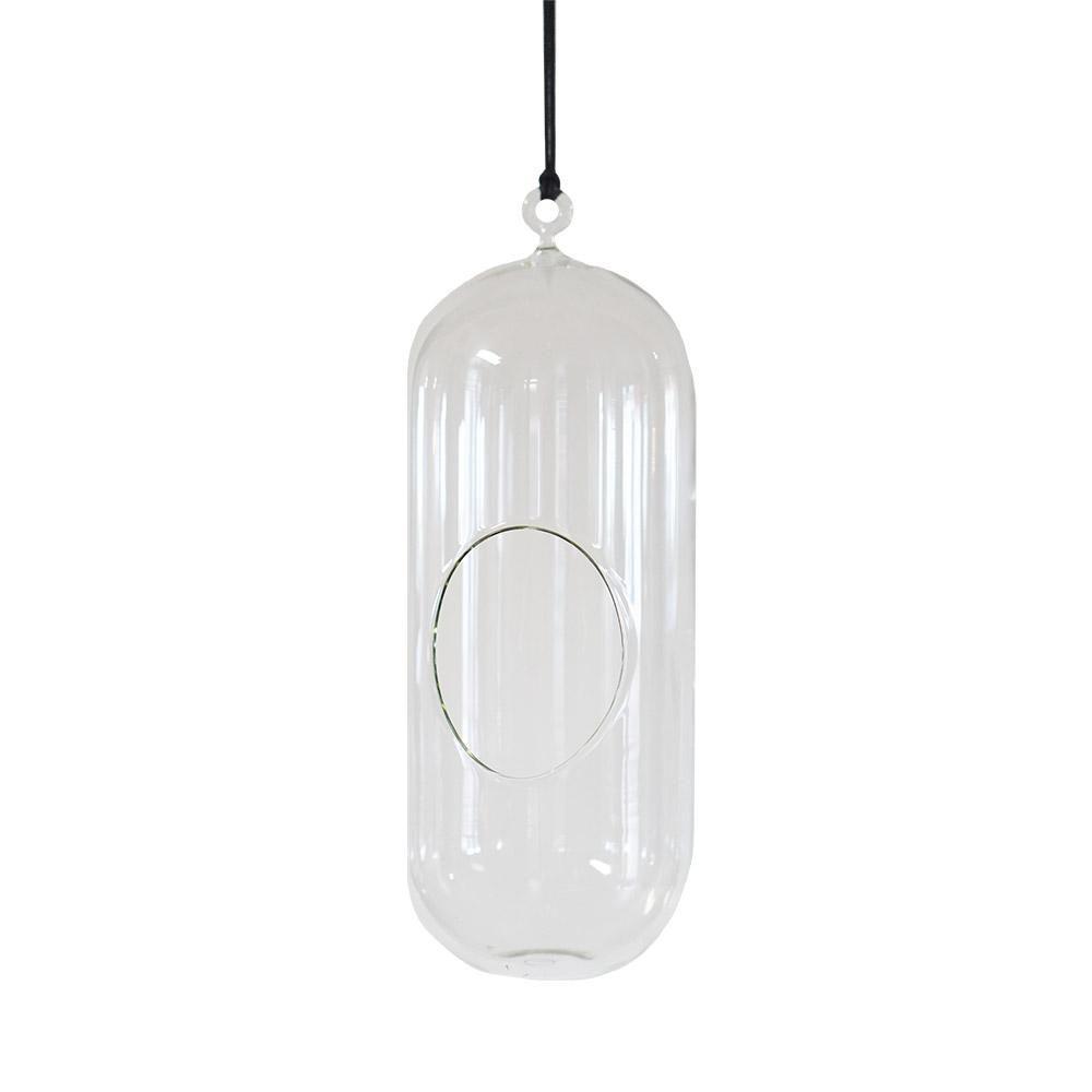 DBKD Vas Hanging Glass L