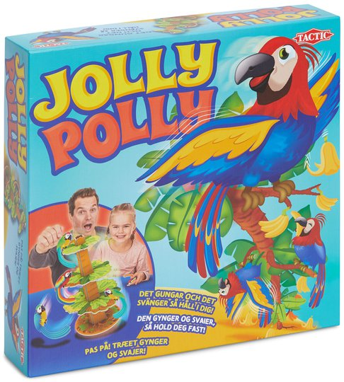 Tactic Spill Jolly Polly