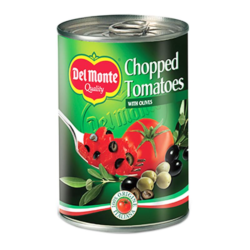Krossade Tomater & Oliver 400g - 70% rabatt