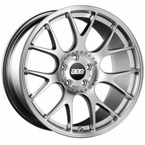 BBS CH-R Silver 9x18 5/120 ET44 B82