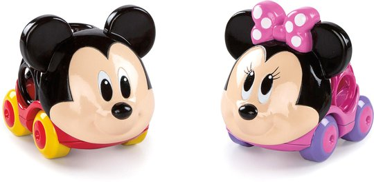 Oball Disney Mickey Mouse & Friends Go Grippers Collection Biler