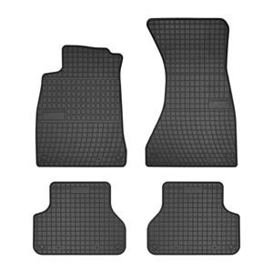 Kumimatto, sisätila, AUDI A4 B9, A4 B9 Avant