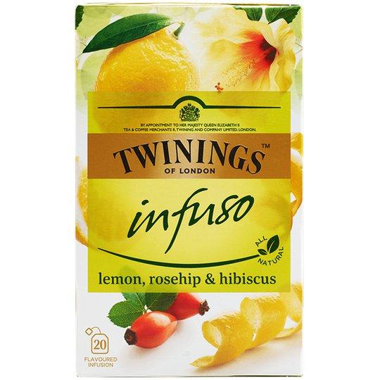 Örtte LemonRosehip & Hibiscus 20-pack - 32% rabatt
