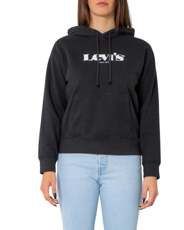 Levi`s Women's Sweatshirts Various Colours 270549 - black XXS
