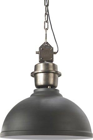 Manchester Taklampe Jako Grå 35cm