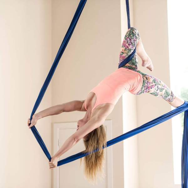 Aerial Silks for Beginners - For Two