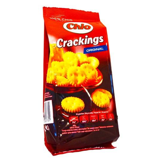 Chio Cracklings Original - 80% rabatt