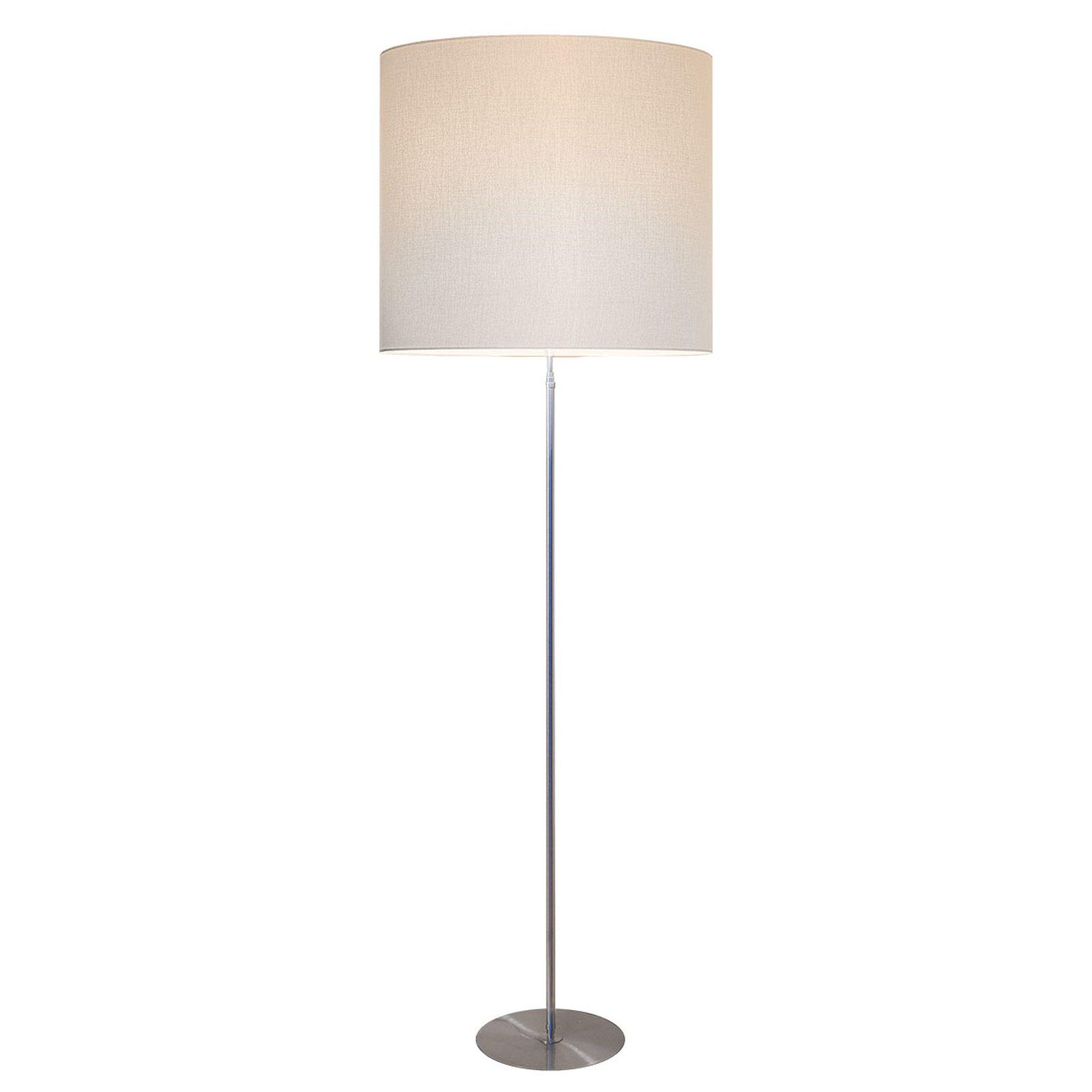 Moderne Tono gulvlampe i beige