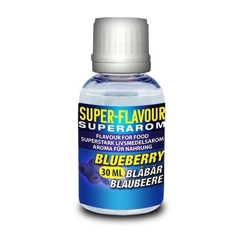 Superarom Blåbär 30ML