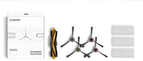 Ecovacs Service Kit R95 Tillbehör Til Dammsugare