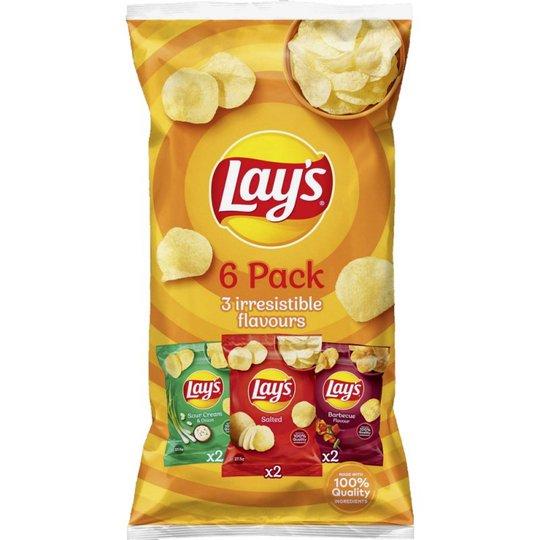 Lays 3 smaker - 25% rabatt