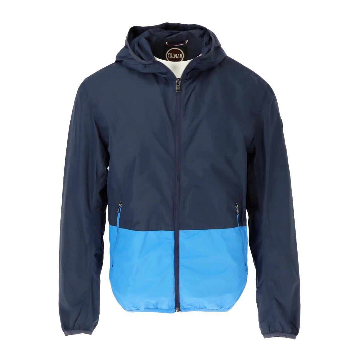 Colmar Men's Jacket Orange 196327 - blue 48