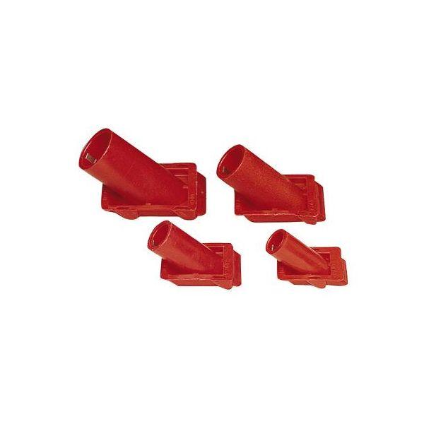 ABB AJI52 Gjennomføringsmuffe med lim, termoplast 16 mm