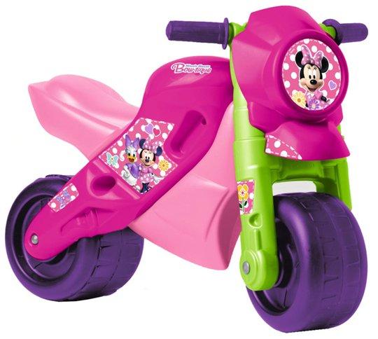 FEBER Gåmotorsykkel Motofeber 2, Disney Minni Mus