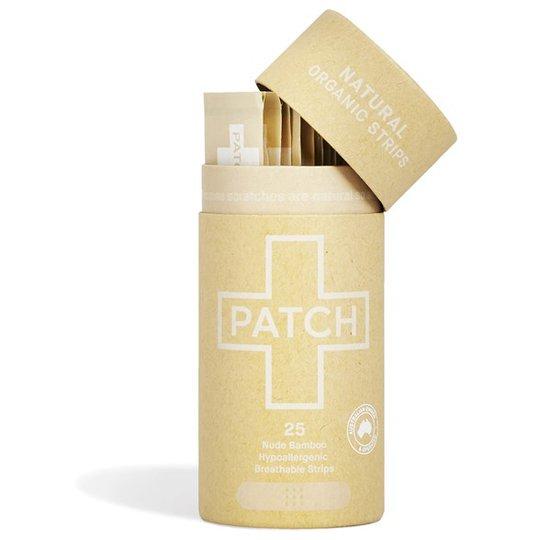 Nutricare PATCH Plåster av ekologisk bambu - Neutral, 25 st