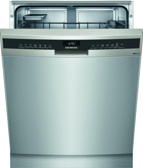 Siemens Sn43hi52as Iq300 Underbygg. Diskmaskin - Rostfritt Stål
