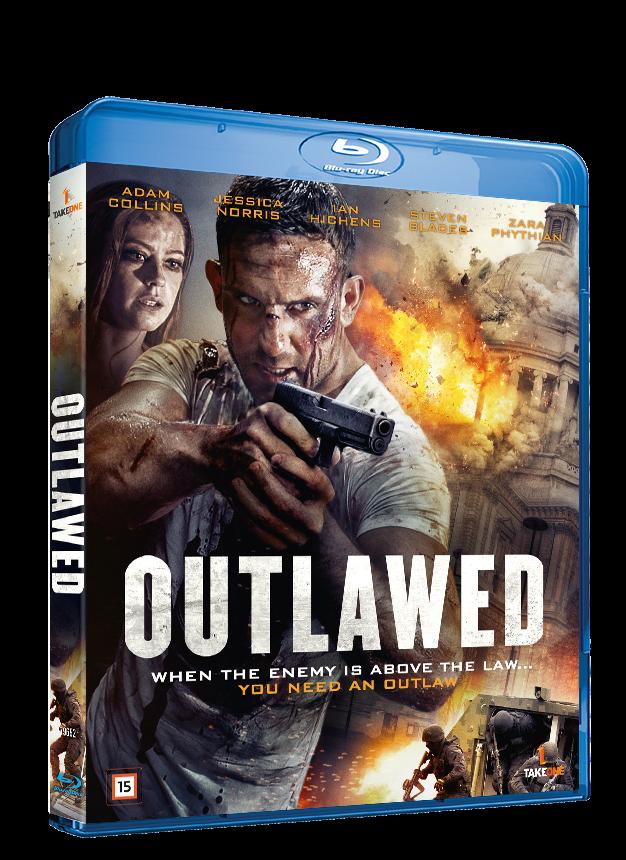 Outlawed Blu Ray