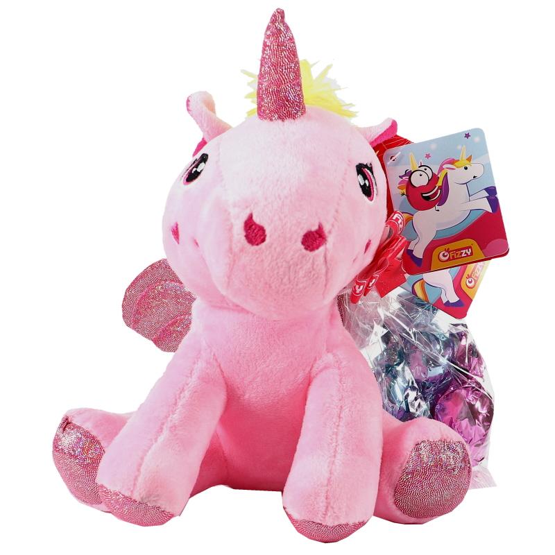Unicorn Pehmolelu Suklaa - 38% alennus