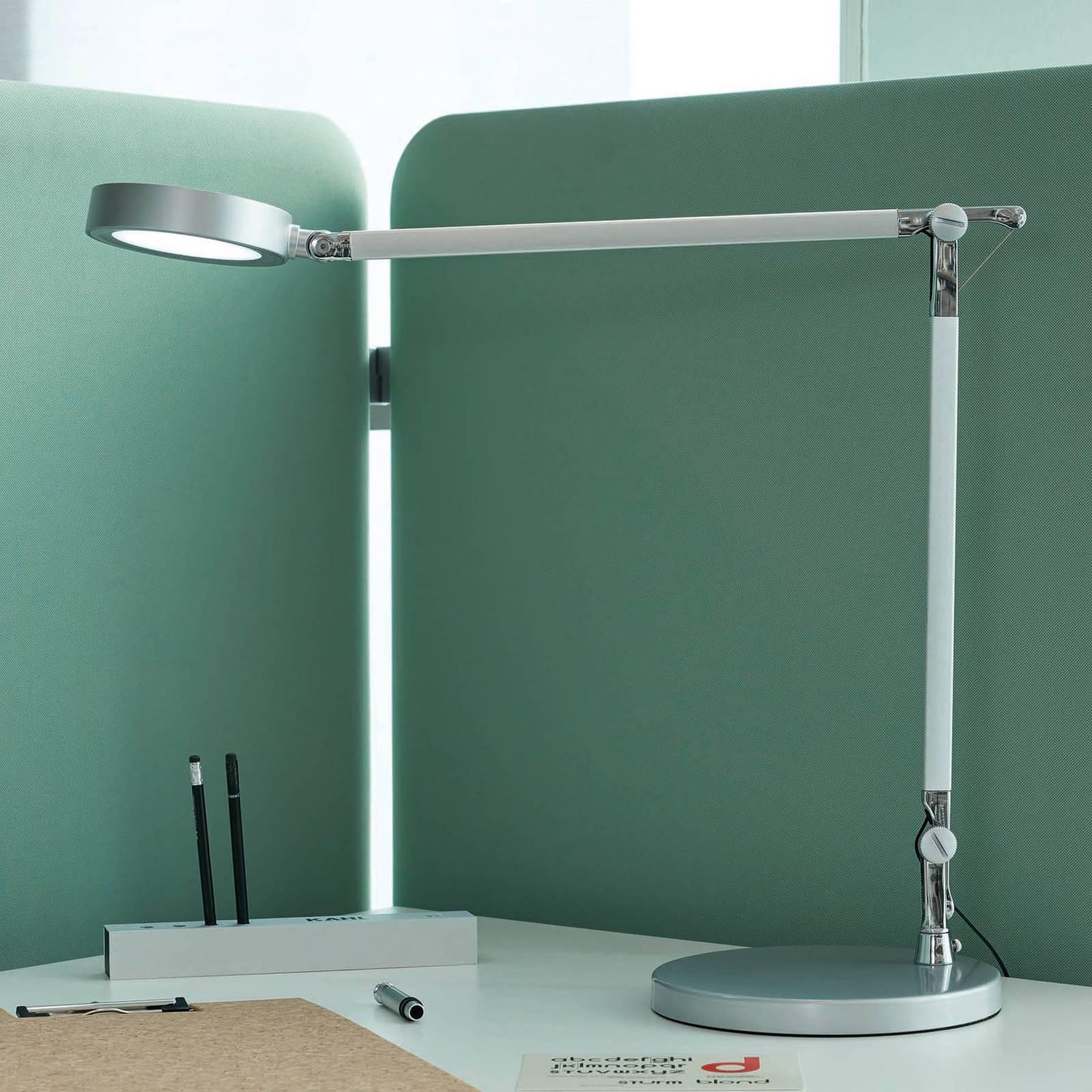 LED-pöytälamppu MAULgrace colour vario, himmennys