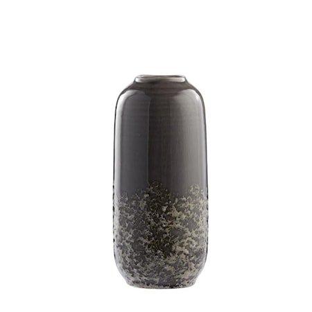 Vase Clary 30cm Mørkegrå