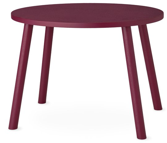 Nofred Mouse Bord, Burgundy