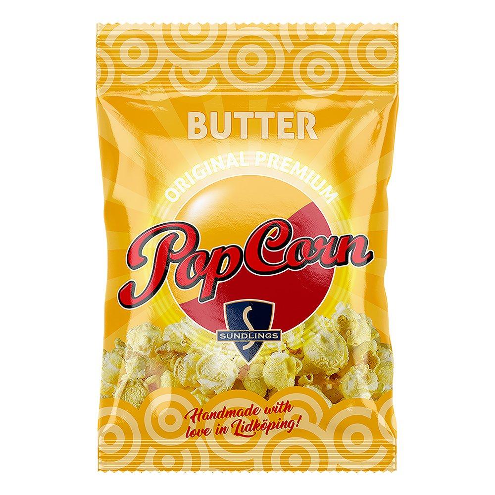 Sundlings Popcorn Butter - 20 gram