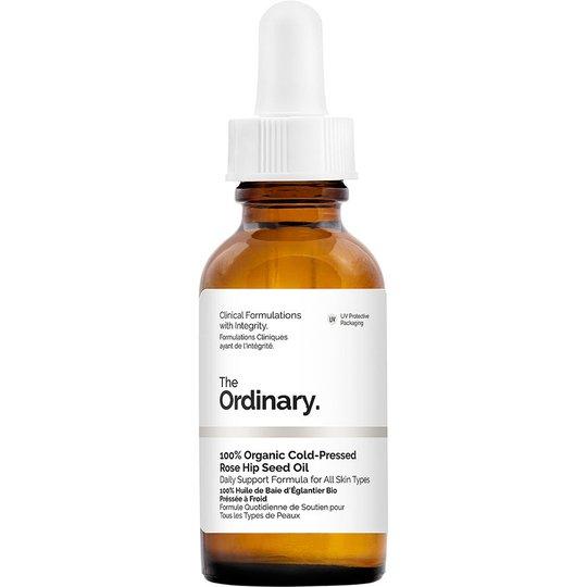 The Ordinary 100% Organic Cold-Pressed Rose Hip Seed Oil, 30 ml The Ordinary Seerumit & öljyt