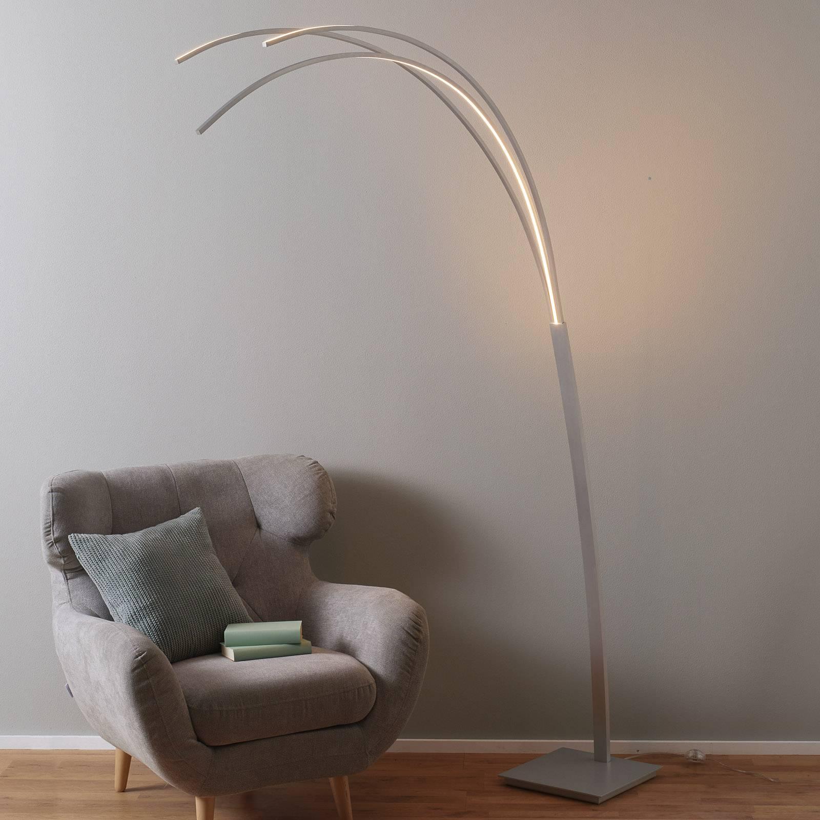 Bopp Bow -LED-kaarivalo, himmennettävä