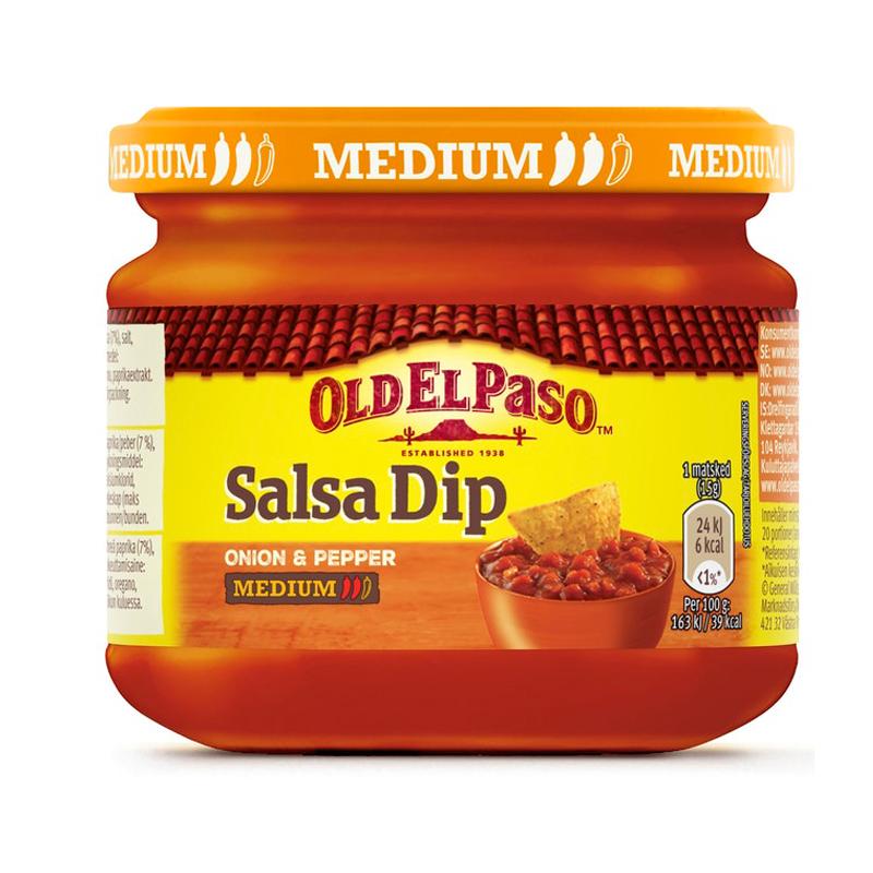 Medium Salsa Dip - 40% alennus