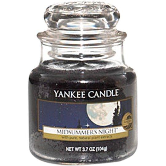 Midsummer's Night Large Jar, 104 g Yankee Candle Tuoksukynttilät