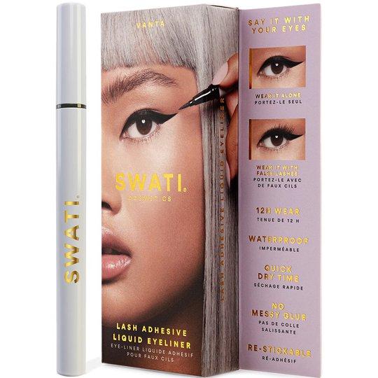 Lash Adhesive Liquid Eyeliner, 0,9 ml Swati Eyeliner