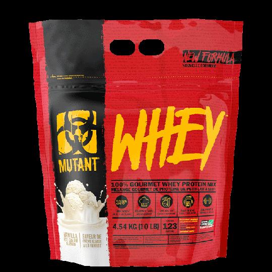 Mutant Whey, 4,5 kg