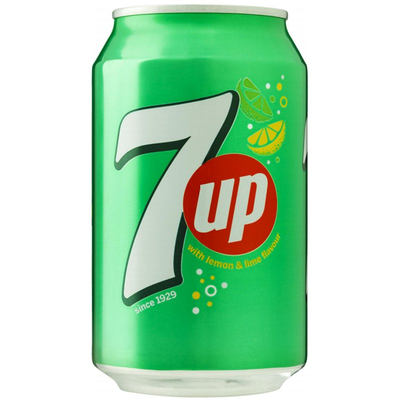 7-Up 33cl - 22% rabatt