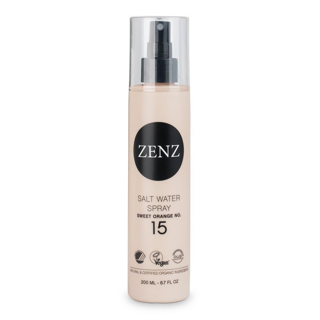 ZENZ - Organic Salt Water Spray No. 15 Sweet Orange - 200 ml