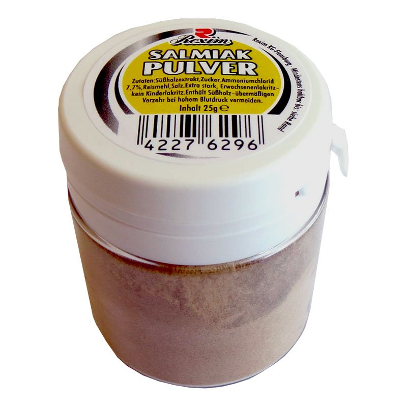 Salmiakpulver - 25 gram
