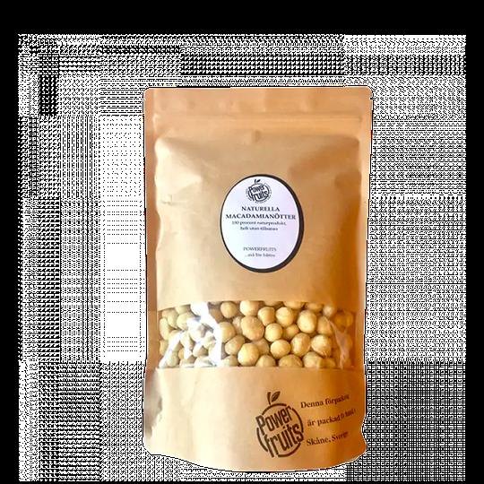 Naturella Macadamianötter Raw, 1000 g